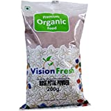Vision Fresh Organic Rose Petal Powder 200 Gram