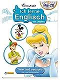Disney Englisch: Time and seasons / Uhr- und Jahreszeiten: Ich lerne Englisch mit Liedern (mit Audio-CD)