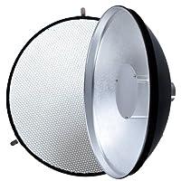 Caractéristiques: Le plat de beauté contribue à réduire la dispersion de la lumière et d'obtenir une diffusion douce. Offre une répartition équilibrée de la lumière autour de l'objet et crée un effet de lumière douce tranchant. Fourni avec le nid d'a...