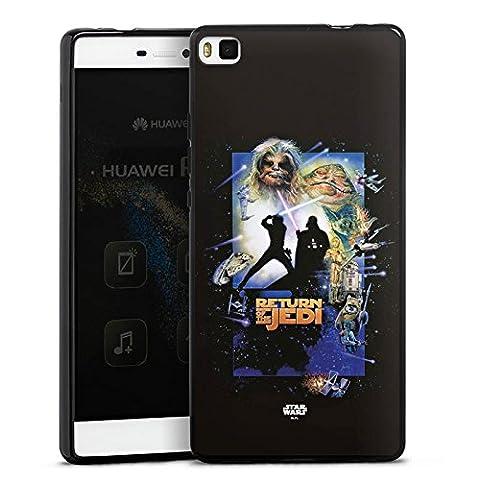 Huawei P8 Silikon Hülle Case Schutzhülle Star Wars Merchandise Fanartikel Return Of The Jedi