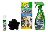 Turtle Wax 53055Reinigungsset für Haustiere beseitigt Gerüche Ihres Autos
