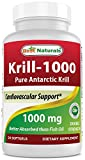 Best Naturals Krill Oil 1000 mg 30 Softgels from Best Naturals