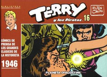 Biblioteca Grandes del Comic: Terry y los piratas nº 16
