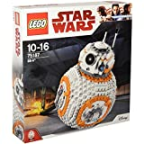 LEGO - 75187 - Star Wars - Jeu de construction - BB-8