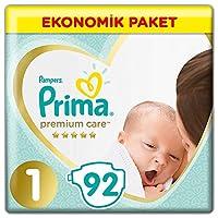 Prima Bebek Bezi Premium Care 1 Beden Yenidoğan