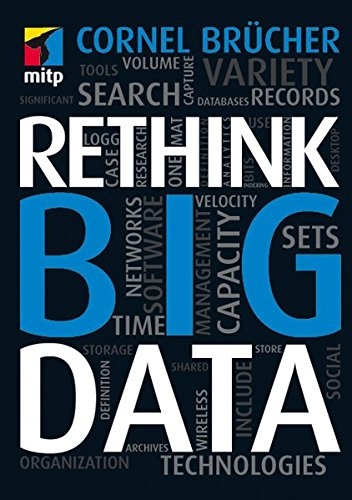 Rethink Big Data (mitp Professional) (Sql-daten-analyse)