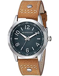 Giordano Analog Blue Dial Men's Watch-A1053-03
