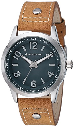 Giordano Analog Blue Dial Men's Watch - A1053-03