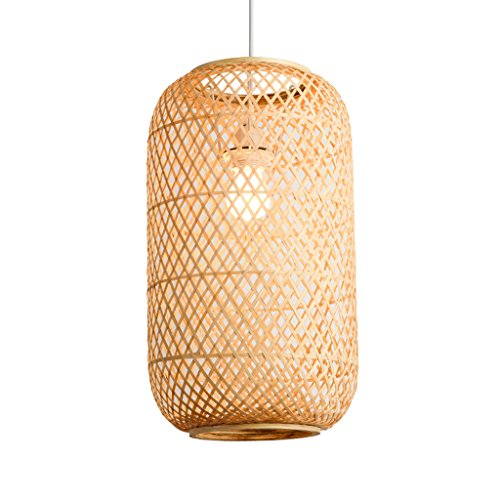 Leuchter FJH Neuer chinesischer Zen Restaurant-Licht-kreativer Persönlichkeits-Tee-Raum-Lampen-Garten-Bambuslampen-Studien-Tearoom-Lampen-Auswahl des natürlichen Umweltschutzes, feine Kunstfe