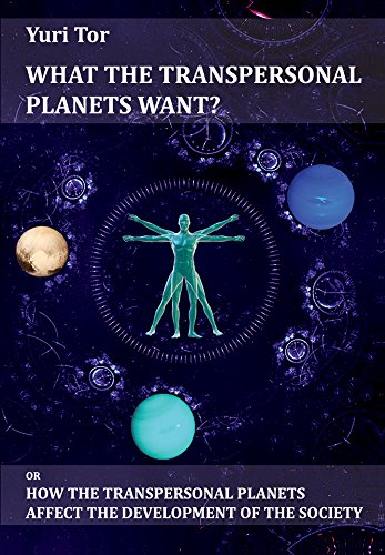 What the transpersonal planets want : Or how the ...