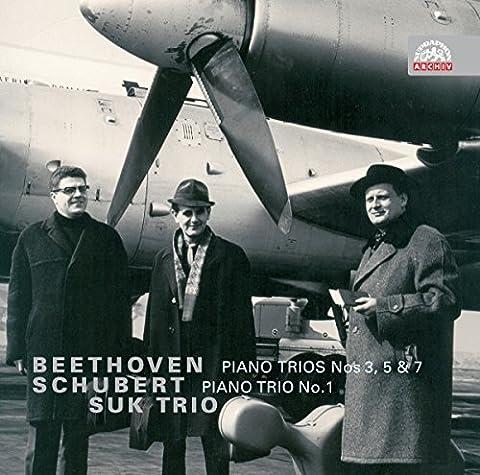 Beethoven : Trios Pour Piano N°3, 5, 7 - Schubert : Trio Pour Piano N°1
