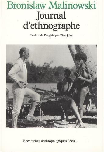 Journal d'ethnographe