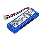 subtel Batería Premium Compatible con JBL Charge 3 (2016) (6000mAh) GSP1029102A bateria de Repuesto, Pila reemplazo, sustitución
