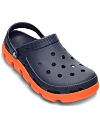 crocs Unisex Croslite Duet Sports Clogs