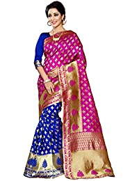 Sarees(Women's Clothing Sarees For Women Banarasi Sarees South Indian Sarees Banarasi Silk Sarees Kanjivaram Saree...