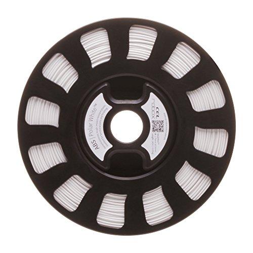 lecomptoir3d RBX-ABS-WH169 CEL SMARTReel, ABS, Automatisation des paramètres d'impression, poids 750 g, diamètre 1,75 mm, blanc
