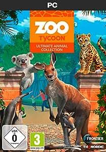 Zoo Tycoon: Ultimate Animal Collection (PC): Amazon.de: Games