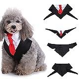 Huhuswwbin Krawatte für Hunde und Katzen, 1 Stück