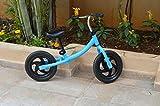 #8: Lightweight Balance Push Bike for Kids - 2, 3, 4 Year Olds (Blue)
