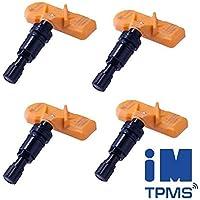 4sensores de presión de neumáticos TPMS en TPMS para Porsche 991997918spyder Cayman Boxster Cayenne Panamera–Sistema de Control de Presión de Neumáticos 6510de B