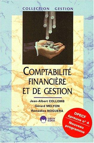 Comptabilit financire et de gestion : DPECF numro 4