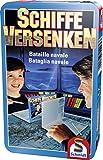 Produkt-Bild: Schmidt Spiele - Schiffe versenken, Metalldose
