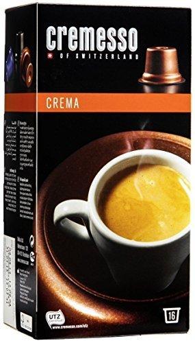 Delizio Crema 48 Kapseln\' von Delica Schweiz - 48 Kapseln - Kaffekapseln - Stärkegrad 3 von 5 - 288g