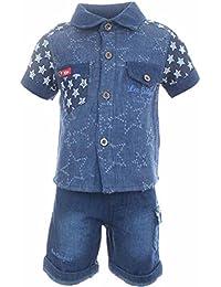 Lee Cooper Juntos Camiseta y Pantalones cortos Niños