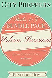 City Preppers: Bundle Pack, Books 1-3. Urban Survival Guides for Moms. (English Edition)