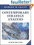 Contemporary Strategy Analysis: Text...