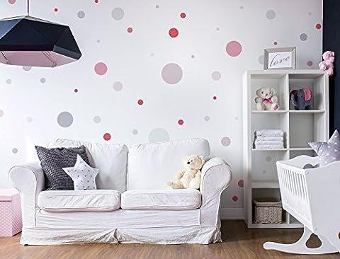 I-love-Wandtattoo WAS-10371 Kinderzimmer Wandsticker Set