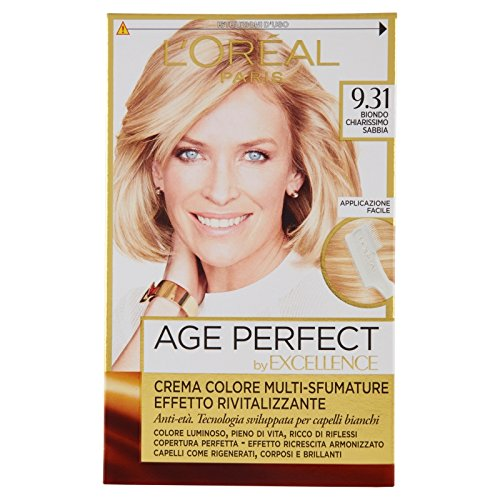 loral-paris-age-perfect-by-excellence-crema-colore-multi-sfumature-931-biondo-chiarissimo-sabbia
