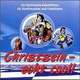 Christsein - echt cool, 1 CD-ROMEin Multimedia Katechismus f�r Konfirmanden und Erwachsene. F�r Windows 95/98/2000/NT 4 Bild