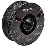 AmazonBasics Filament ABS pour imprimante 3D, 2,85 mm, Noir, bobine de 1 kg