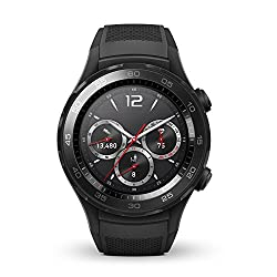 Huawei Watch 2 Sport Smartwatch - Black