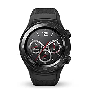 Huawei Watch 2 Bluetooth Sport Smartwatch for Android & IOS - Black (Huawei UK Warranty)