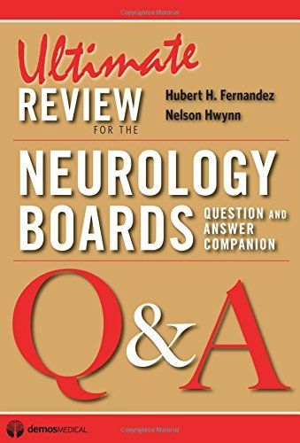 Ultimate Review for the Neurology Boards: Question and Answer Companion by Hubert H. Fernandez (2011-06-30)