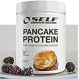 Self Omninutrition Protein Pancake 240g 48% di proteine senza lattosio e glutine, con omega3