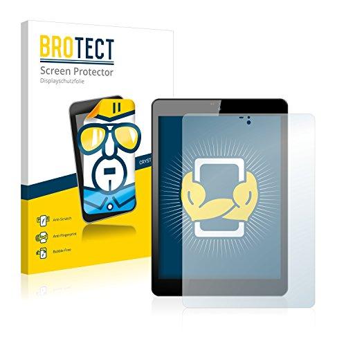 BROTECT Schutzfolie kompatibel mit Odys Connect 8+ [2er Pack] klare Bildschirmschutz-Folie