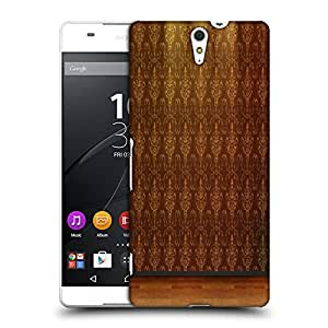 Snoogg Abstract Wall Design Designer Protective Phone Back Case Cover For Sony Xperia C5 Ultra