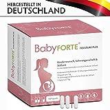 BabyFORTE FolsäurePlus • 180 Kapseln • 400