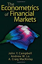 The Econometrics of Financial Markets by John Y. Campbell (1996-12-29)