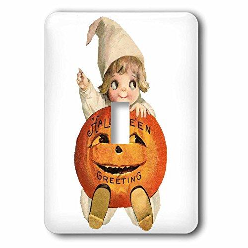 64153_ 1Ein Liebenswürdig, Vintage Halloween child-single Toggle Switch, mehrfarbig (Single Zu Halloween)