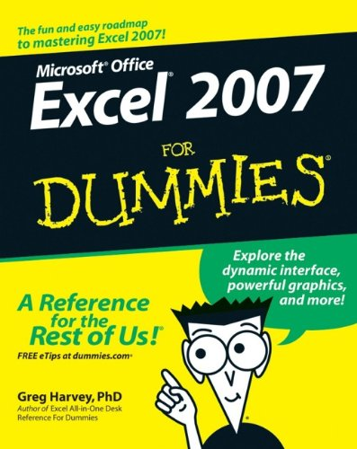 microsoft-office-excel-2007-for-dummies