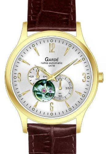garde reloj de ruhla reloj automático para hombre 11413