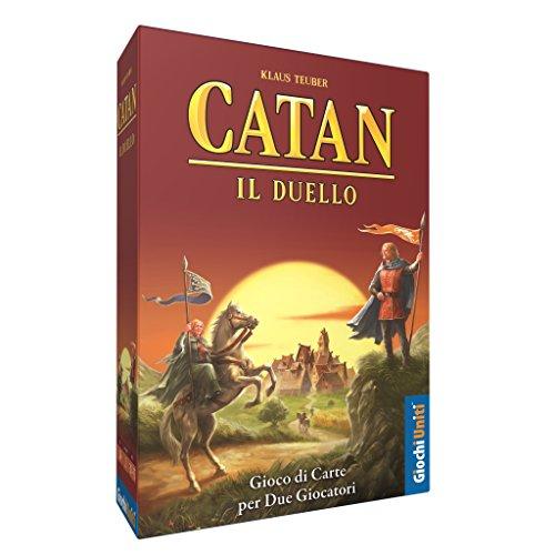 Catan Studios Giochi Uniti gu562–Catan das Duell