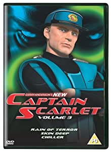 Gerry Anderson's New Captain Scarlet: Series 1 - Volume 3 [DVD]