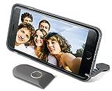 'Ksix b0925cas01Coque Selfie avec télécommande Bluetooth pour Apple iPhone 6, 4.7, couleur noir