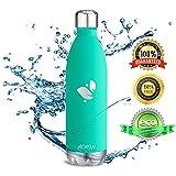 Aorin 750ml Trinkflasche (Smaragd Grün) - 2