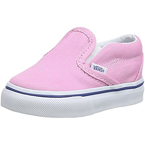 Vans CLASSIC SLIP-ON Low-Top Sneaker, Unisex Bambino